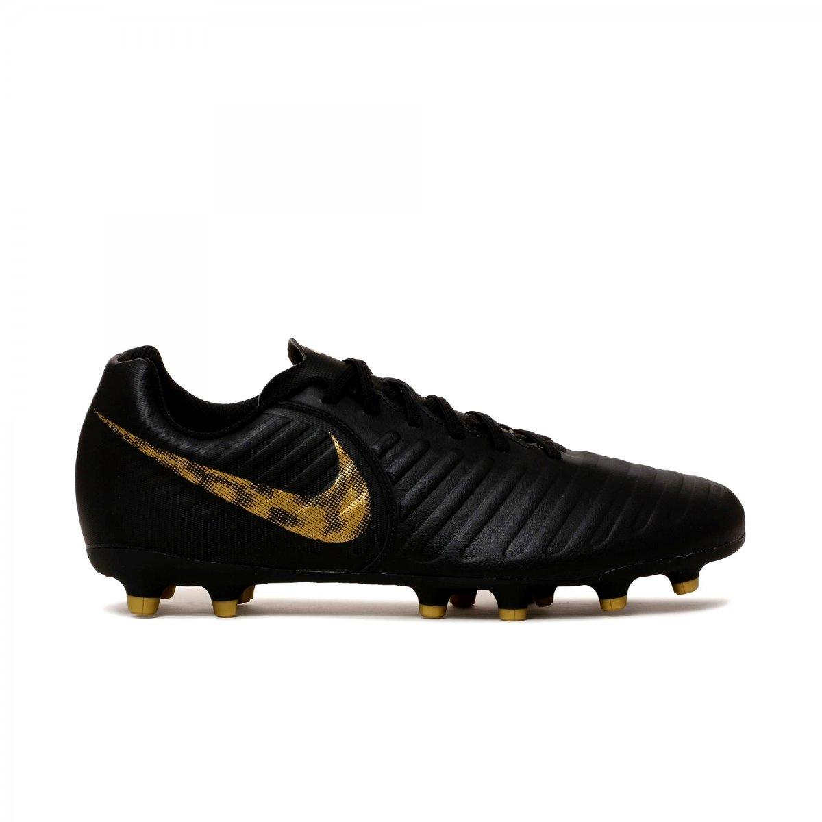 2e21ab20fe Chuteira Masculina Campo Nike Legend 7 Club AO2597-077 - Preto ...