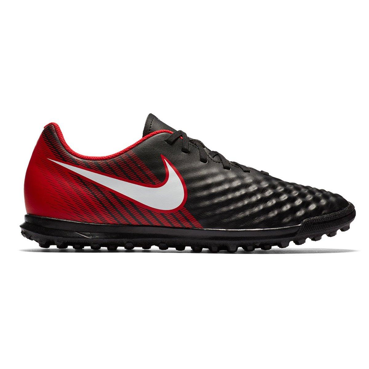 Amplie a imagem. Chuteira Society Nike Magistax Ola II TF  Chuteira Society  Nike Magistax Ola II TF  Chuteira ... 9421e28664cb2