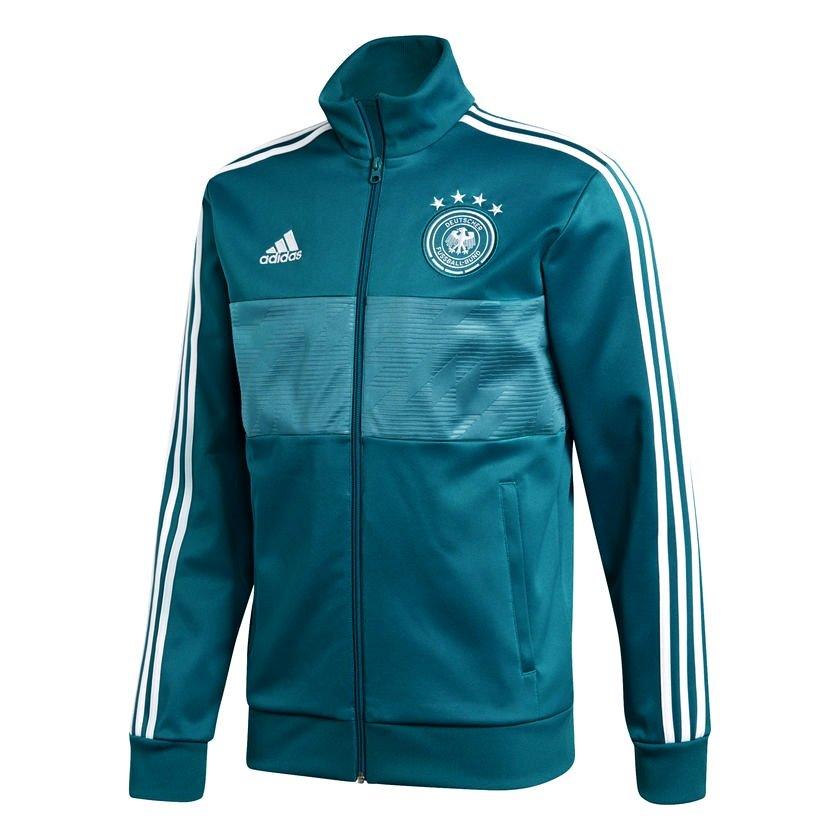 Amplie a imagem. Jaqueta Adidas 3 Stripes Alemanha Masculina  Jaqueta Adidas  3 Stripes Alemanha Masculina 3acceaca18a90