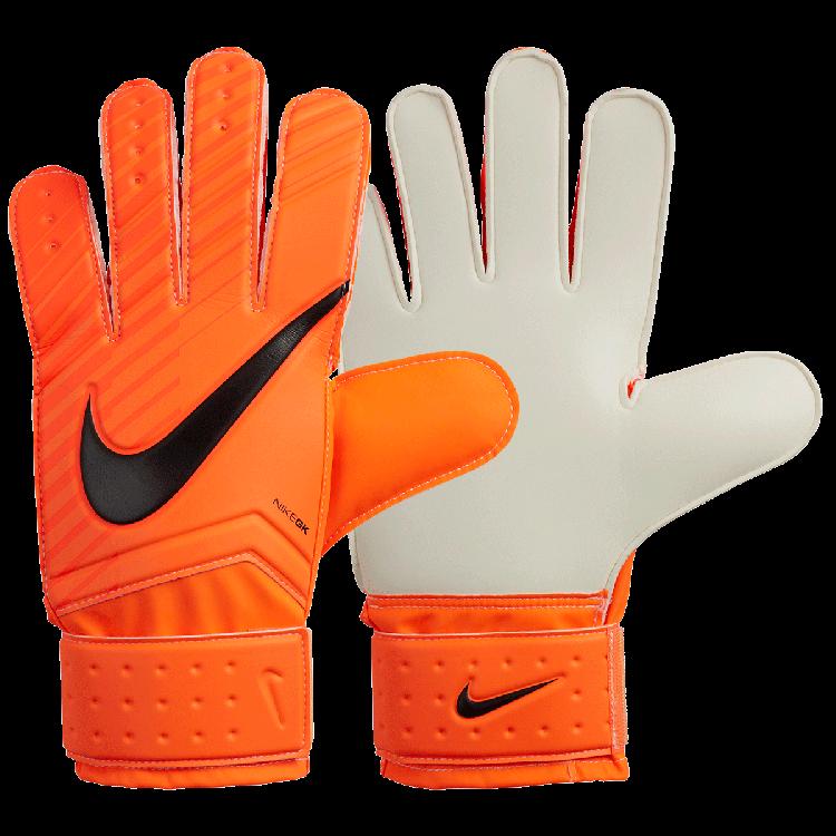 d42ade80dc Luva de Goleiro Nike Match Goalkeeper GS0344-803 - Laranja - Botas ...