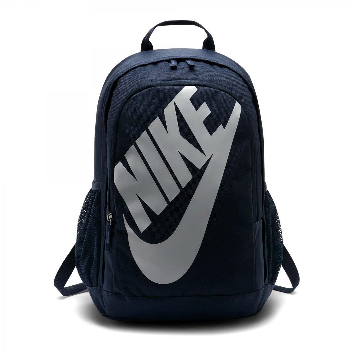 ba1c3baf6a Mochila Nike Hayward Futura 2.0 BA5217-451 - Marinho - Botas Online ...