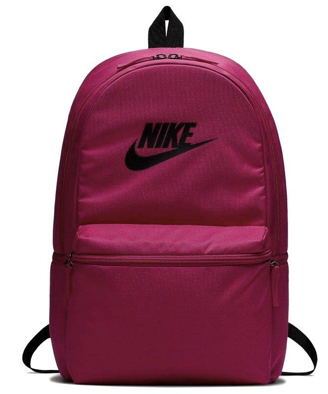 f9c31cf42 Mochila Nike Heritage Solid BA5749-666 - Pink/Preto - Botas Online ...