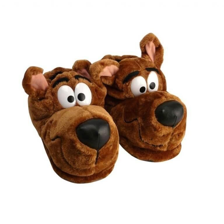 4099d0cfa0126d Pantufa Ricsen Scooby Doo
