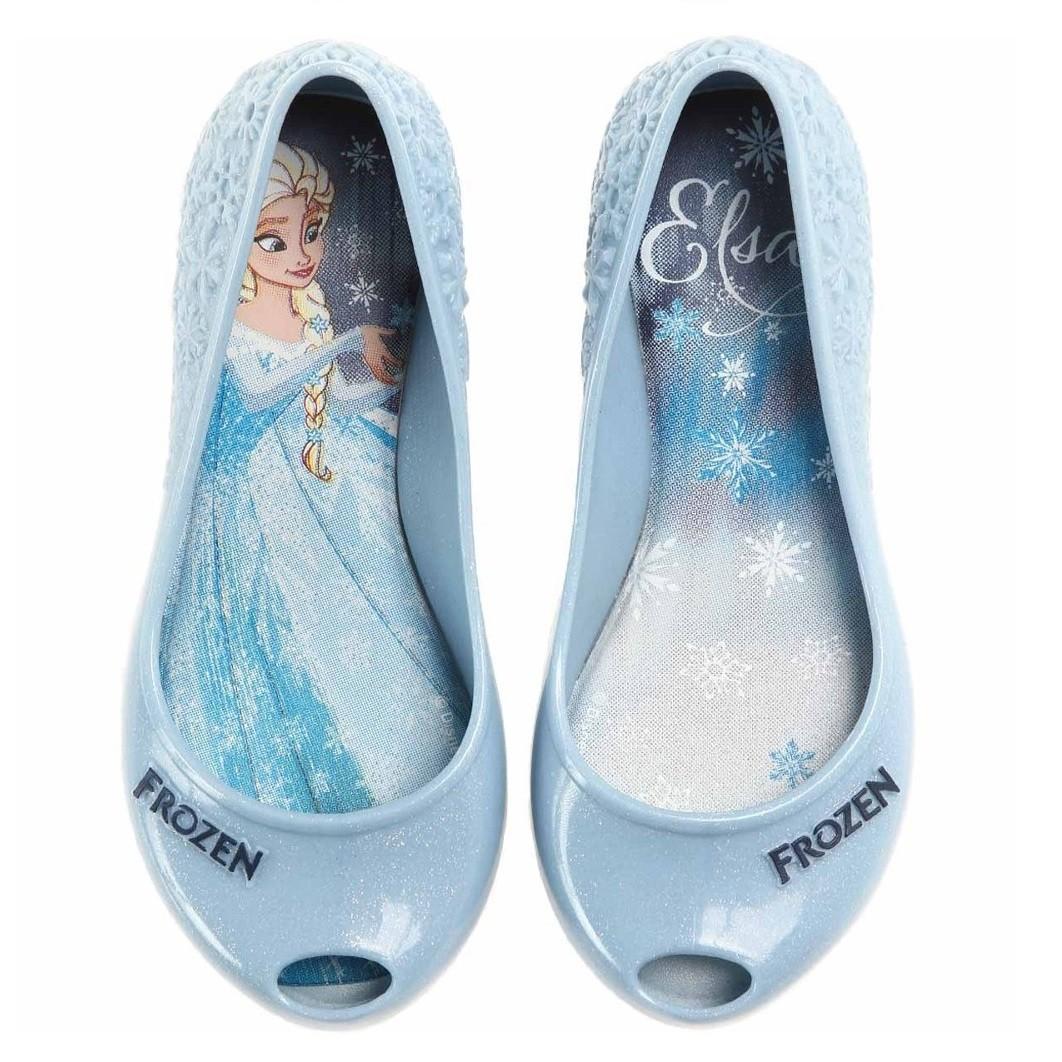 d1ab10b8d7 Sapatilha Infantil Grendene Frozen Ice Light (Com Luz) 21580 03918 ...