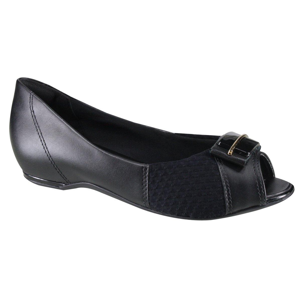 02fff9db50 Sapato Comfortflex Feminino