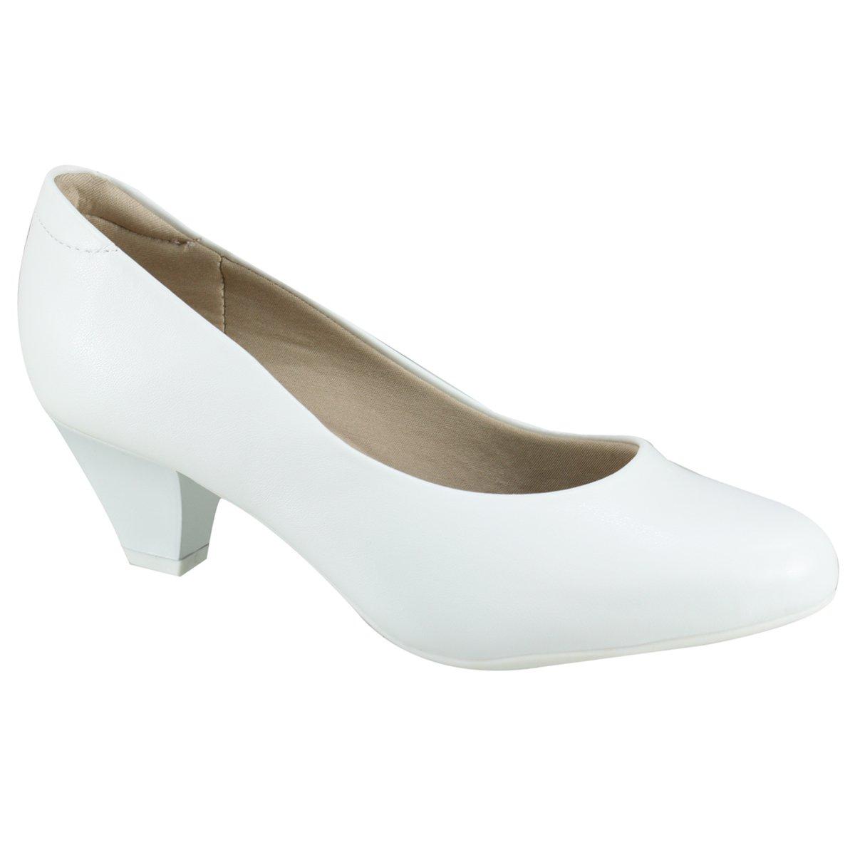 2ac895671 Passe o mouse para ver detalhes. Amplie a imagem. Sapato Feminino Modare  Ultra Conforto ...