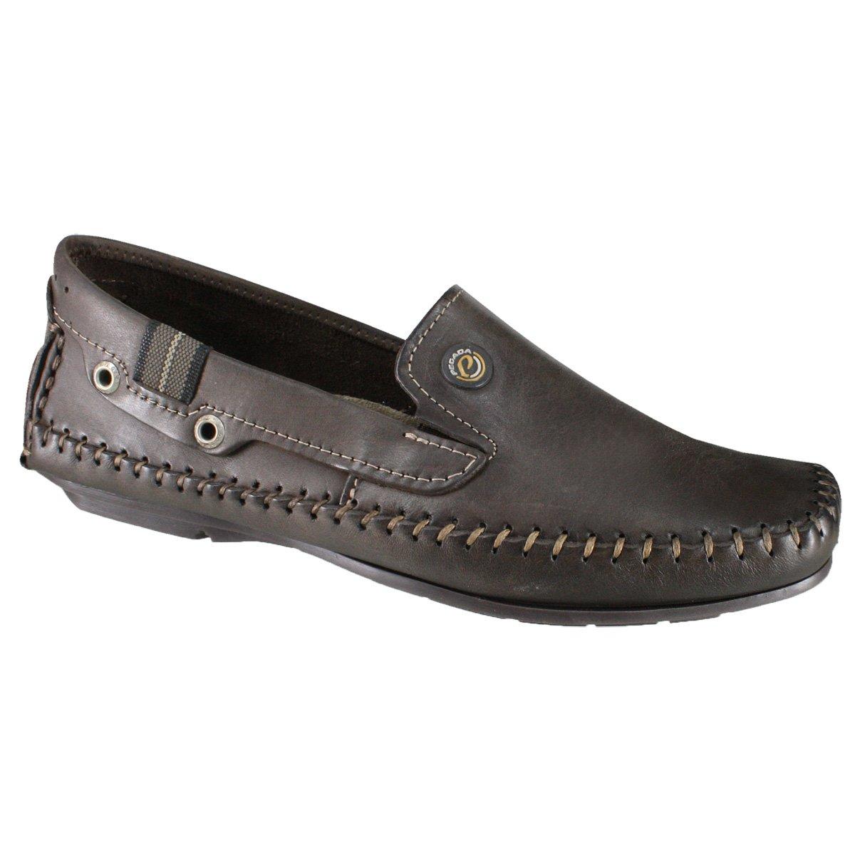 fdb3a95bb6 Sapato Masculino Pegada Drive 148911-04 - Cravo (Nobuck Oil) - Botas ...