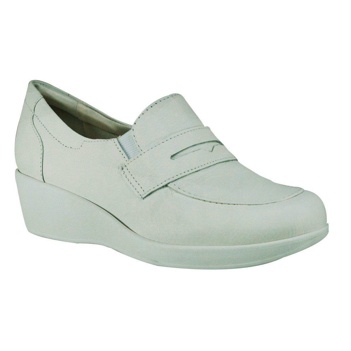 6ce43bad76 Passe o mouse para ver detalhes. Amplie a imagem. Sapato Pró-Conforto  Usaflex ...