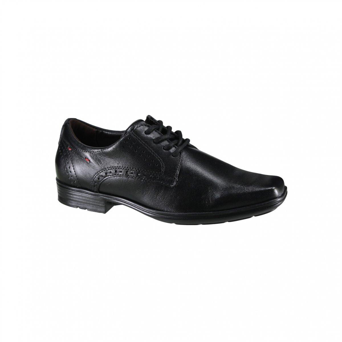 6bd5c4c124e Sapato Social Infantil Pegada 322306-01 - Preto (Mestiço) - Botas ...