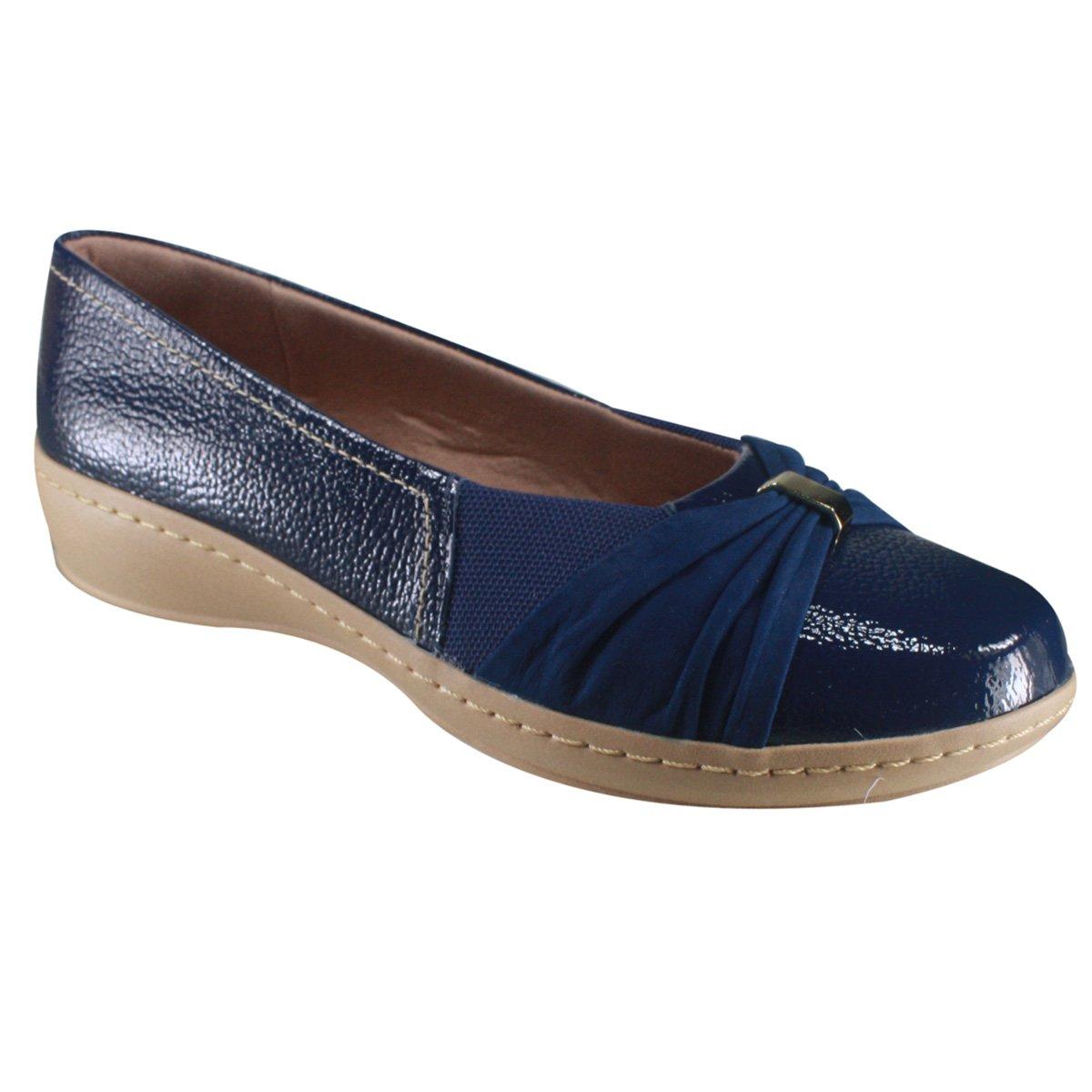 f13c4c957 Amplie a imagem. Sapato Usaflex Care Hidratante Feminino; Sapato Usaflex  Care Hidratante Feminino ...