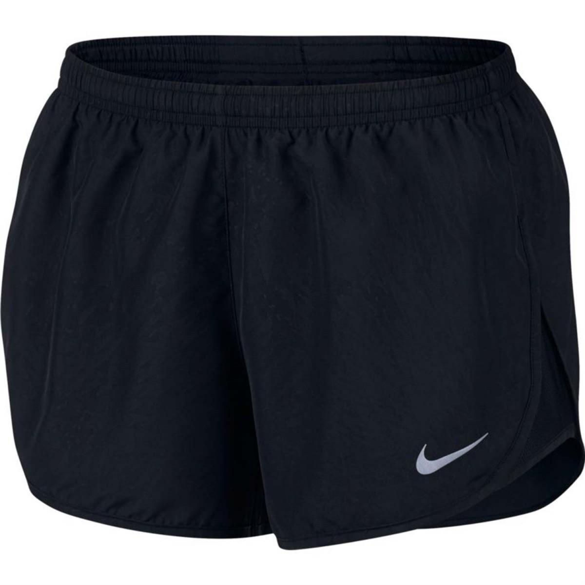 Short Nike Dry Mod Tempo Feminino 831281-010 - Preto - Botas Online ... 813b739383a20