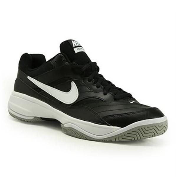 3ec32931c5856 Tênis Court Lite Nike 845021-010 - Preto Branco - Botas Online ...