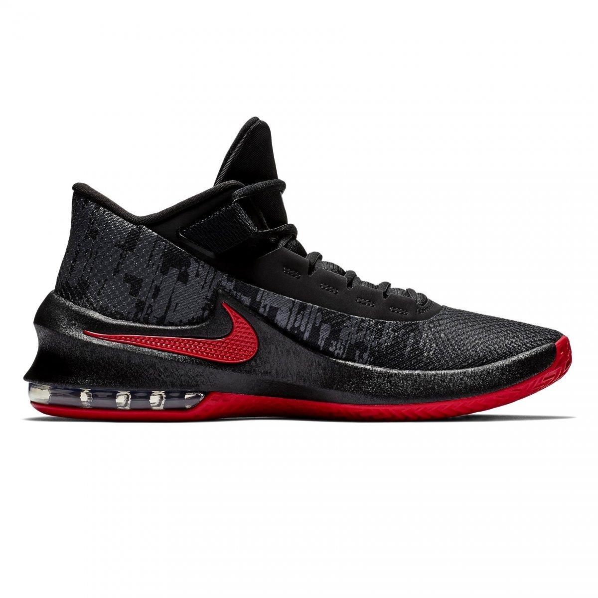 1c302f2284f Amplie a imagem. Tênis de Basquete Masculino Nike Air Max Infuriate 2 Mid   Tênis de Basquete Masculino ...