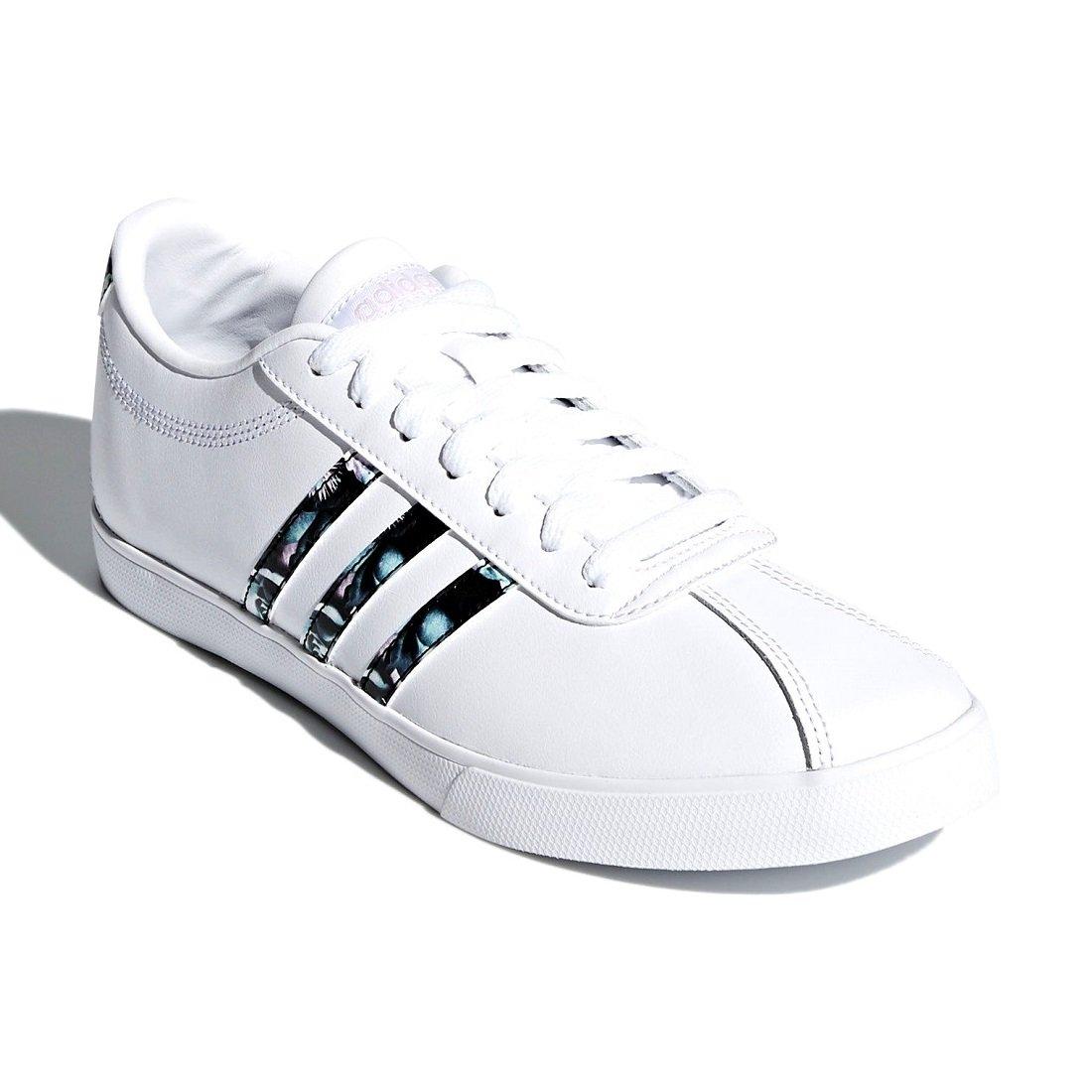 37e1782ef Tênis Feminino Adidas Courtset W DB1373 - Branco - Botas Online ...
