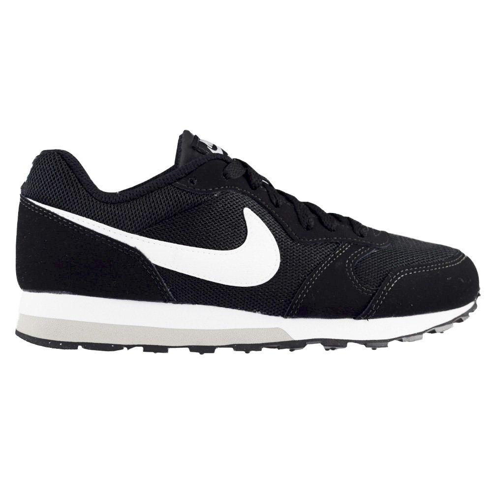 3a43bb851ce5c Tênis Infantil Nike MD Runner 2 807316-001 - Preto Branco - Botas ...