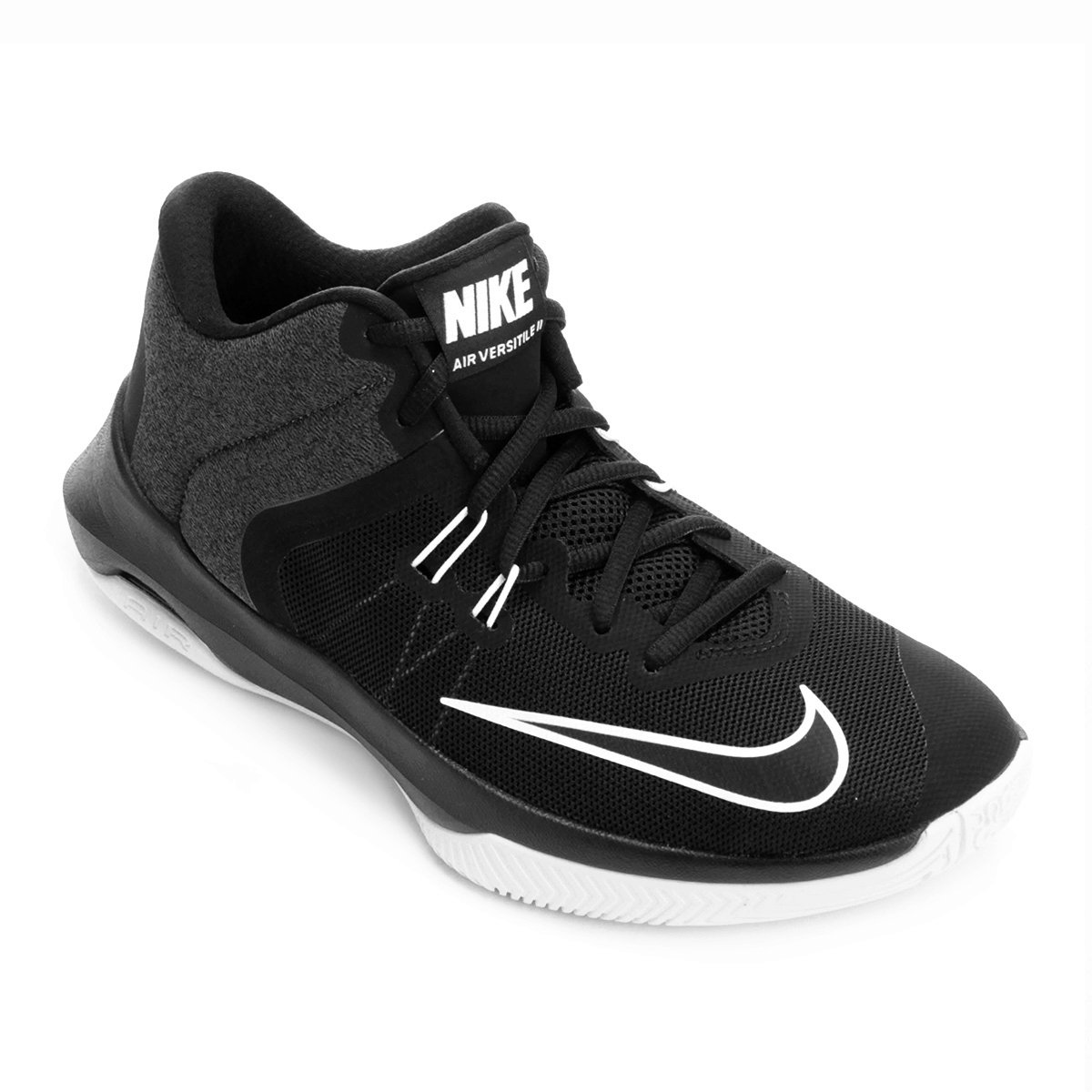 c79c6f37035 Tênis Masculino Nike Air Versitile 2 921692-001 - Preto Branco ...