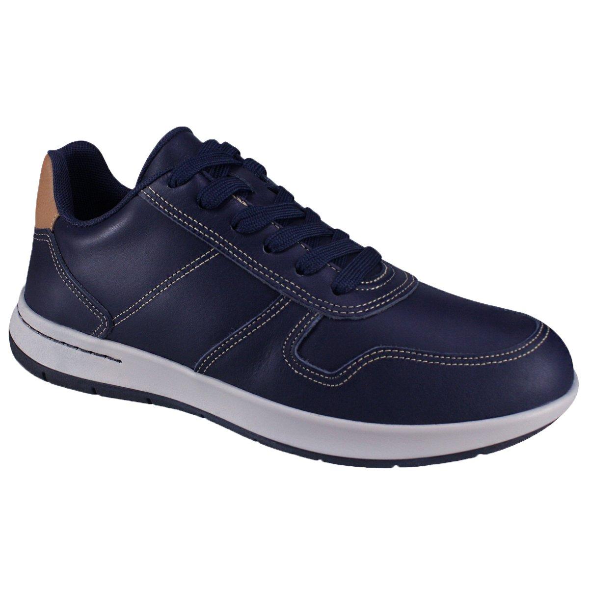 Tênis Masculino Usaflex AA2901 1 - New Blue (Fourlard Verona ... 27ef1cfcbe0f3
