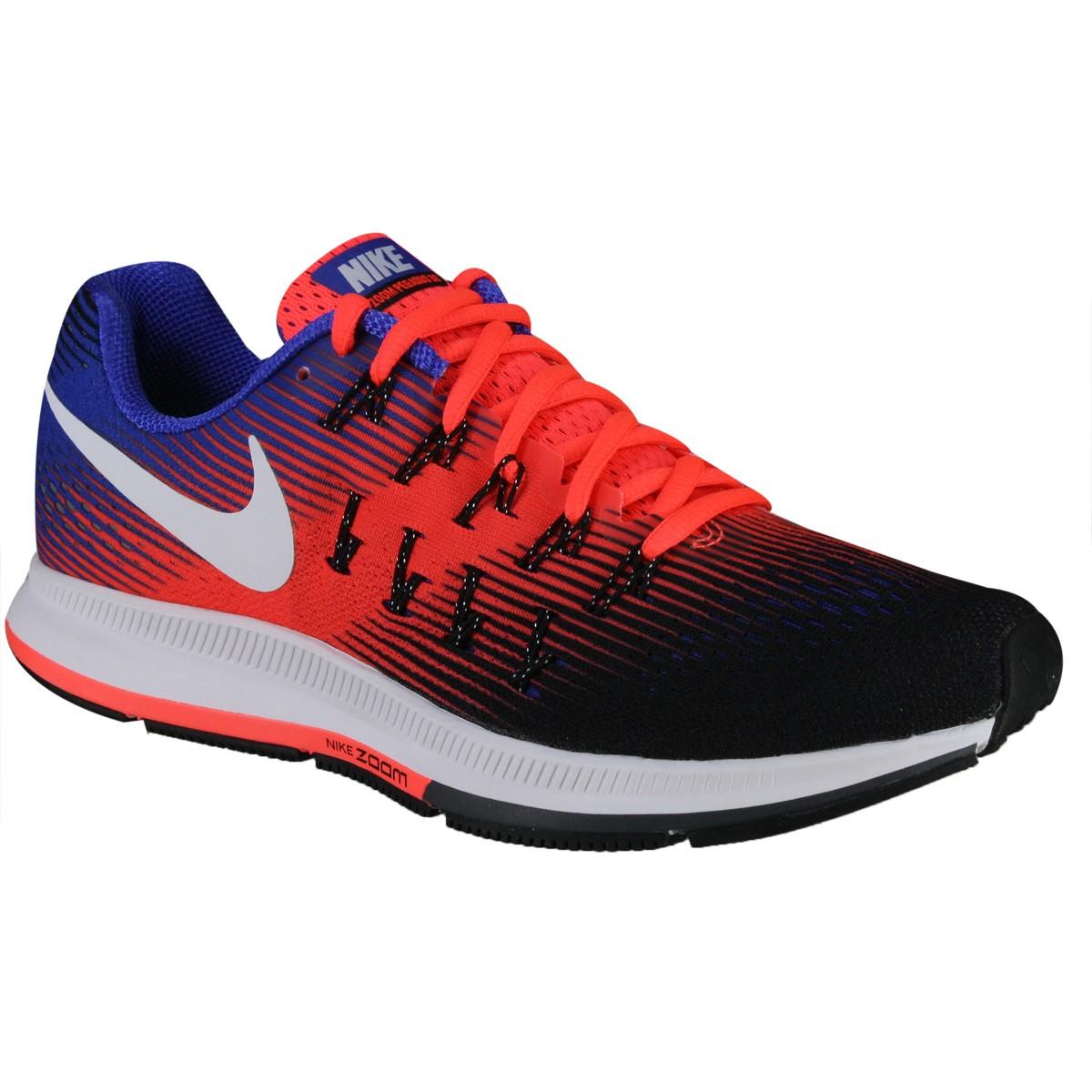 ebcd3970617 Tênis Nike Masculino Air Zoom Pegasus 33 831352-010 - Preto Azul ...