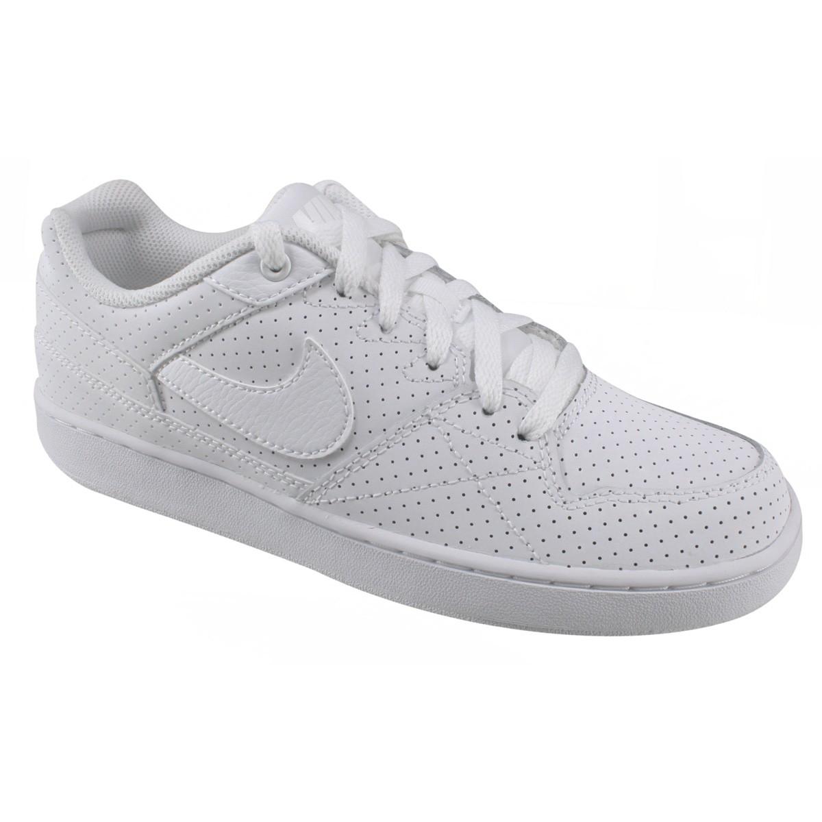 338b1f34a50 Tenis Nike Priority Low Masculino 641894-110 - Branco - Botas Online ...